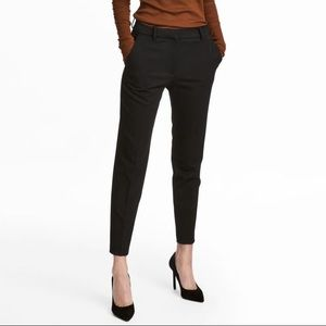 H&M tapered pants